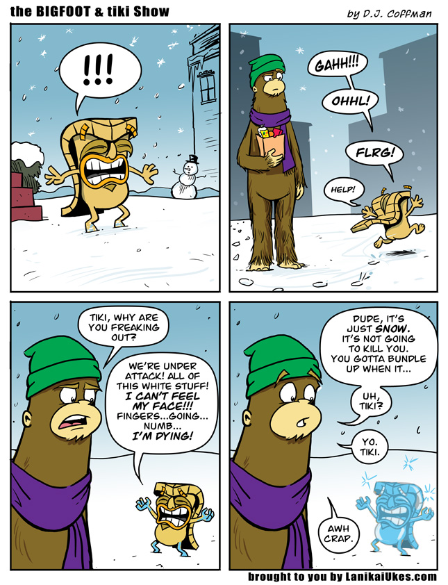 44: OH, SNOW!!!