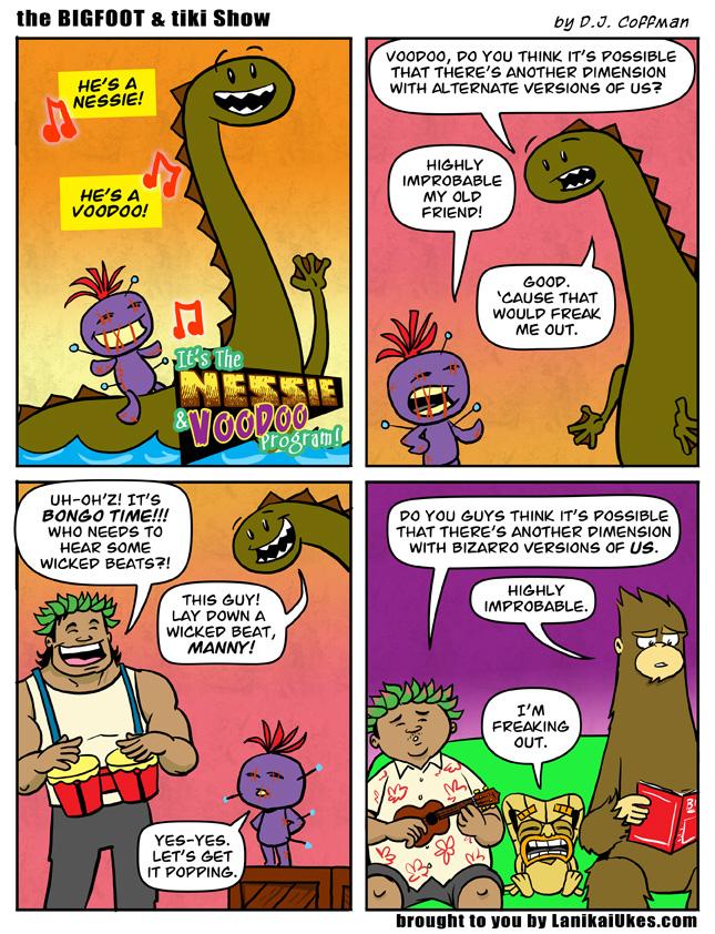 The Nessie and Voodoo Program